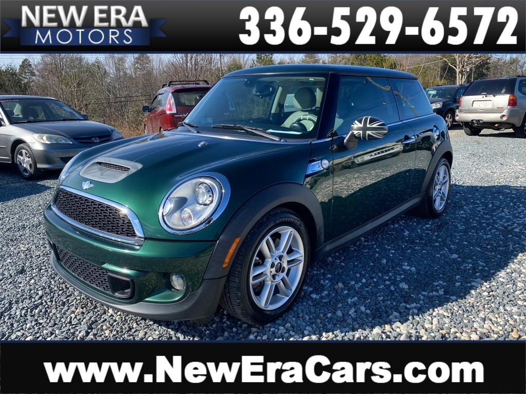 2011 MINI COOPER S-NO ACCIDENTS 1OWNER for sale by dealer
