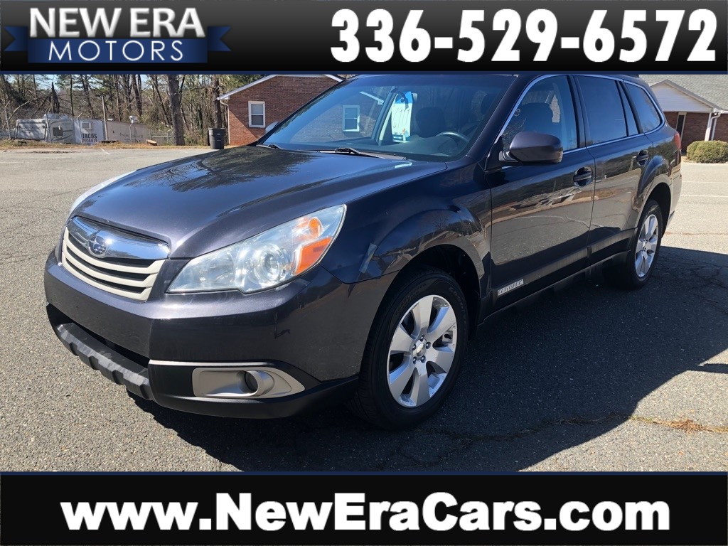 2011 SUBARU OUTBACK 2.5I PREMIUM NO ACCIDENTS for sale by dealer