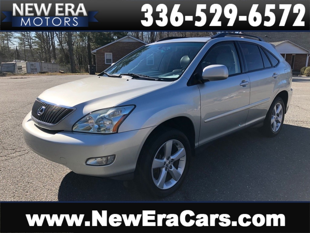 2004 LEXUS RX RX 330 NO ACCIDENTS 1 NC OWNER for sale by dealer