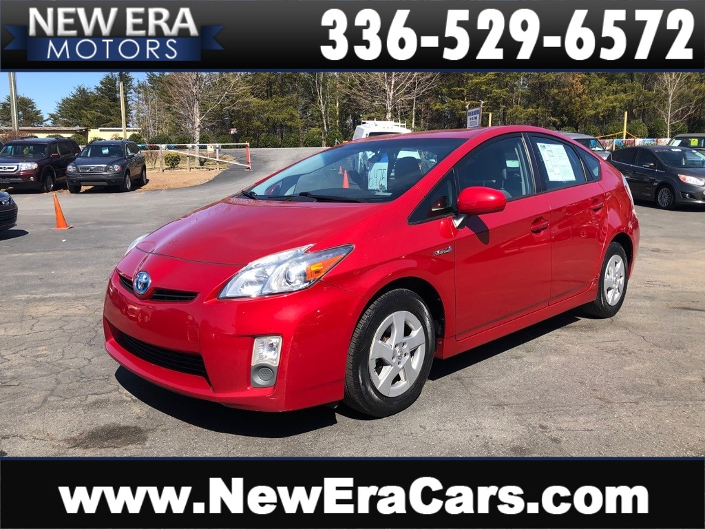 2010 TOYOTA PRIUS II NO ACCIDENTS 21 SERVICE RECORD for sale by dealer