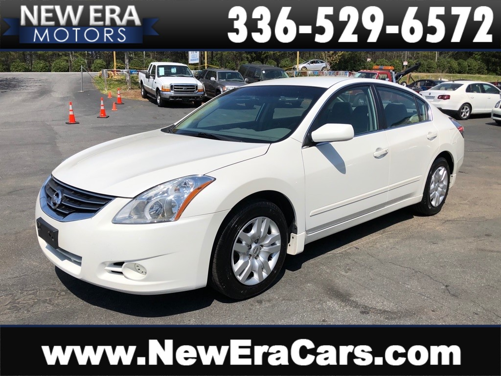 2012 NISSAN ALTIMA NO ACCIDENTS for sale by dealer