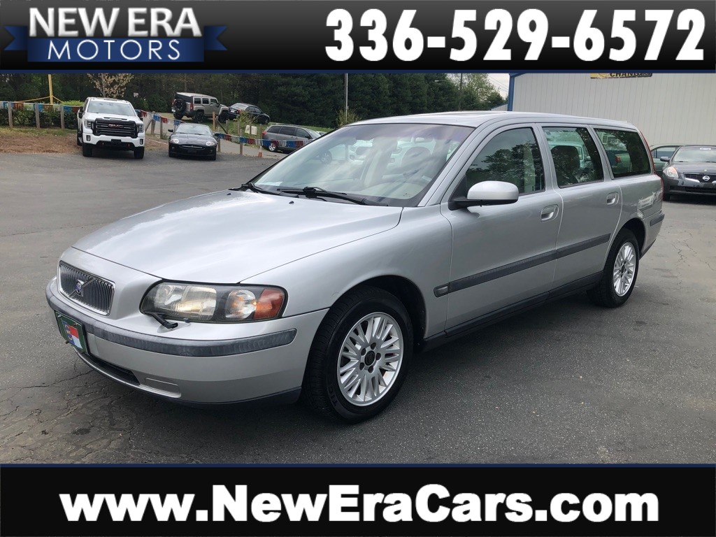 2004 VOLVO V70 NO ACCIDENTS SO. OWNED for sale by dealer