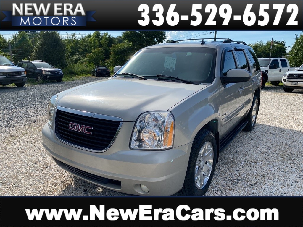 2007 GMC YUKON SLT NO ACCIDENTS 58 SVC RECORDS!!! for sale by dealer