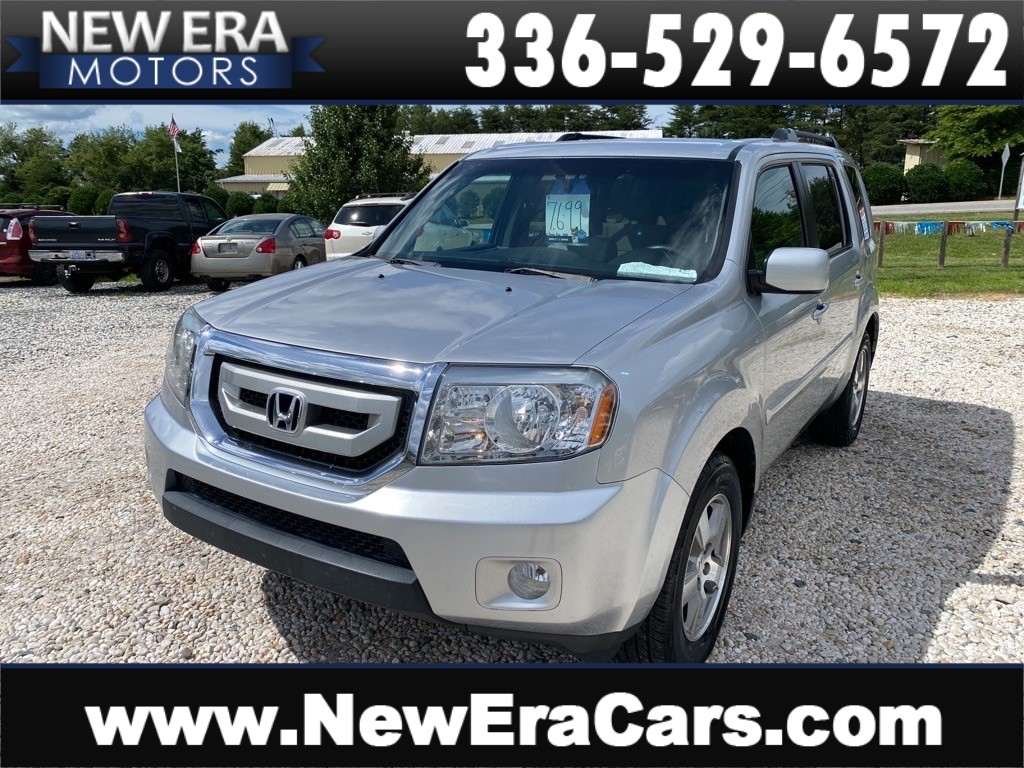 2010 HONDA PILOT EX 2 NC OWNERS for sale by dealer