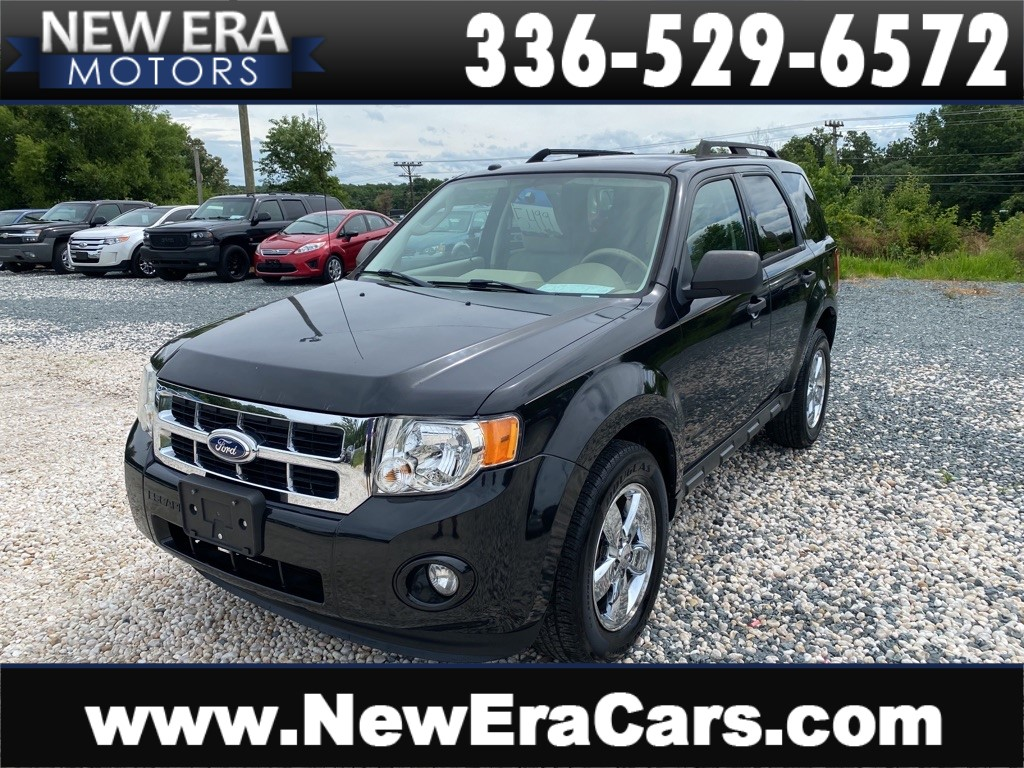 2011 FORD ESCAPE XLT 2 NC OWNERS 43 SVC RECORDS!!! for sale by dealer