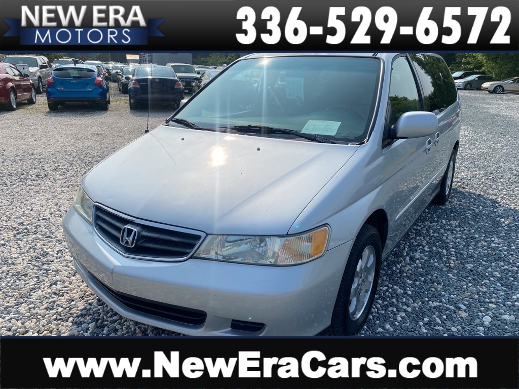 2003 HONDA ODYSSEY EX NO ACCIDENTS NC OWNED for sale by dealer