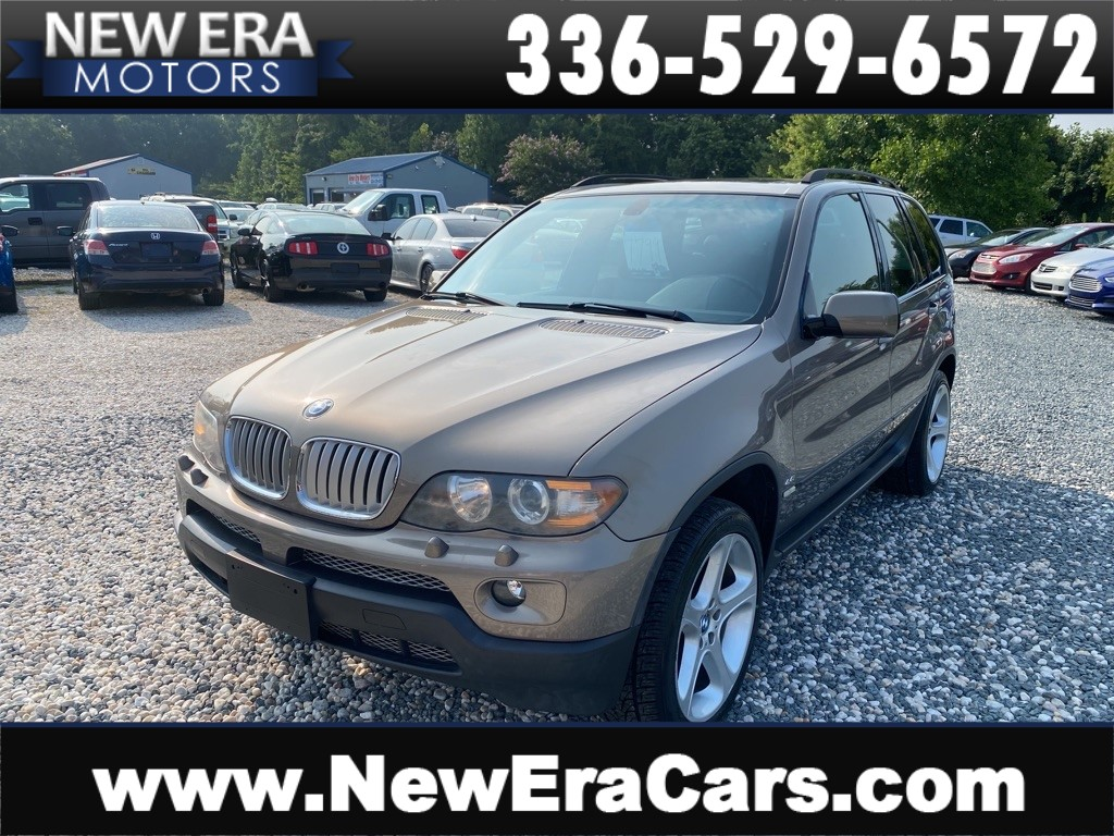 2004 BMW X5 4.4I NO ACCIDENTS SOUTHERN OWNED for sale by dealer