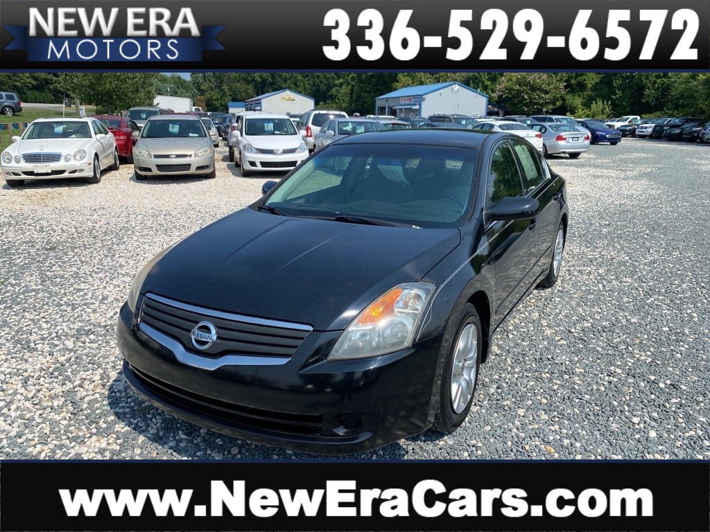2007 NISSAN ALTIMA 2.5 S NO ACCIDENTS 45 SVC RECORDS for sale by dealer