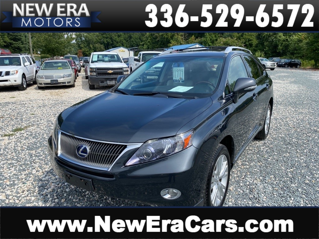 2011 LEXUS RX 450 NO ACCIDENTS 2 SC OWNERS for sale by dealer