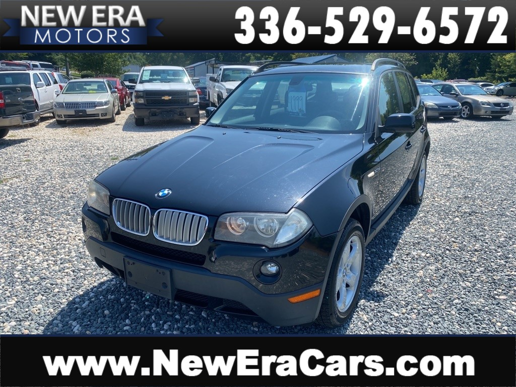 2007 BMW X3 3.0SI COMING SOON for sale by dealer
