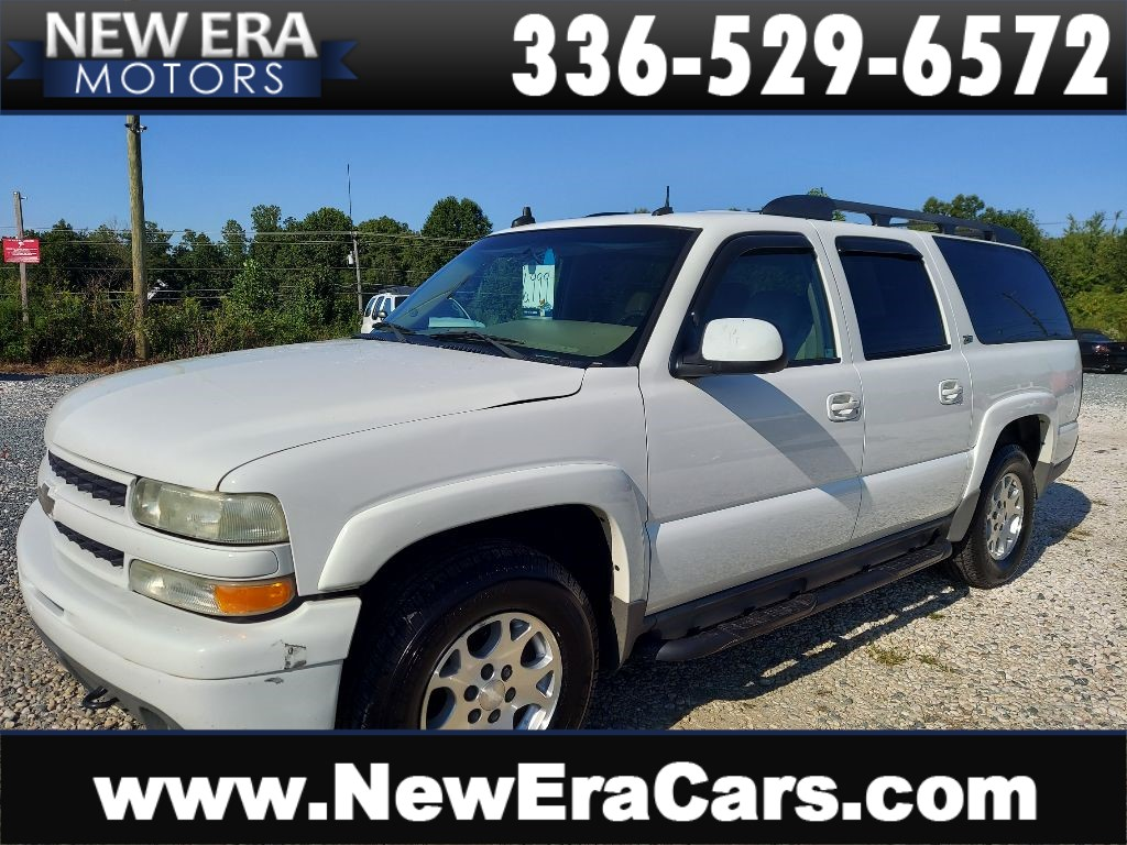 2003 CHEVROLET SUBURBAN 1500 NO ACCIDENTS NC OWNED for sale by dealer