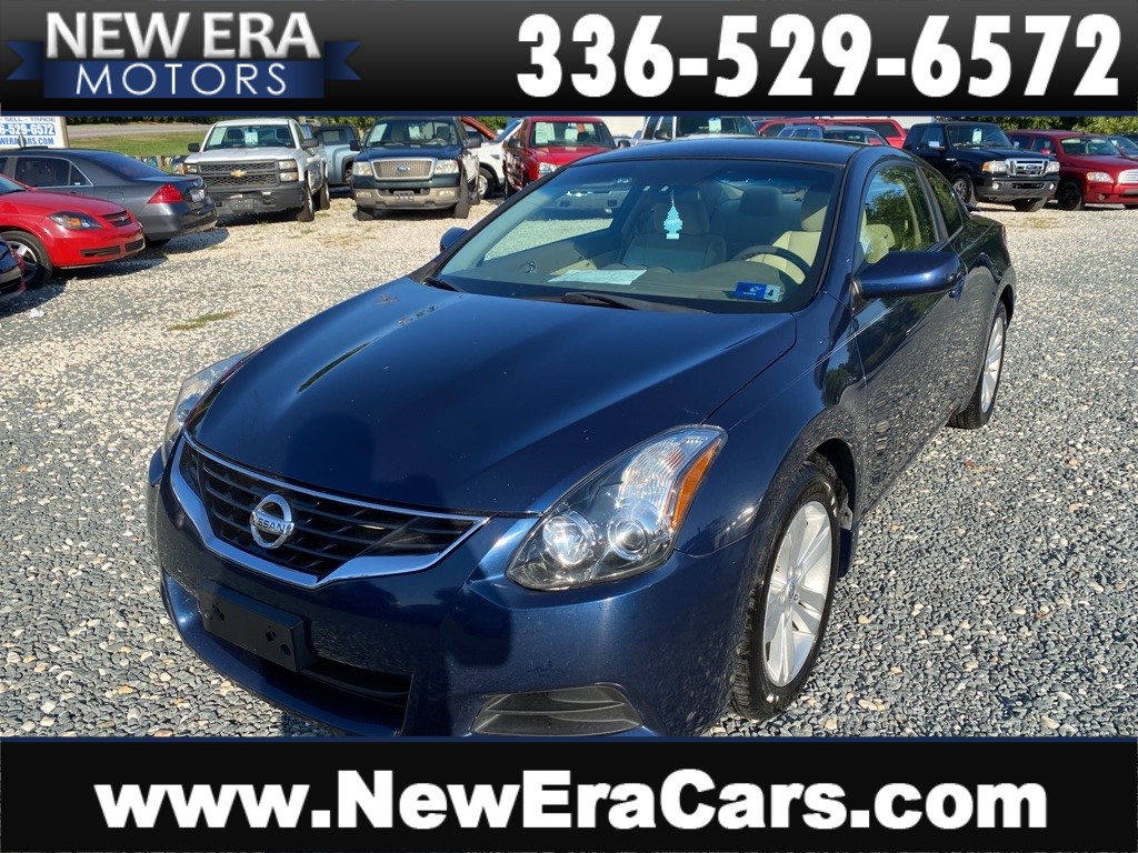 2012 NISSAN ALTIMA S NO ACCIDENTS for sale by dealer