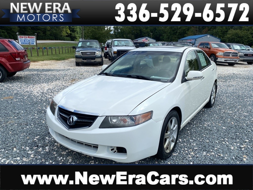 2004 ACURA TSX 1 NC OWNER for sale by dealer