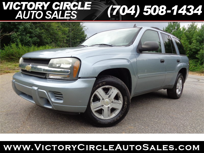 2006 CHEVROLET TRAILBLAZER LS/LT for sale by dealer