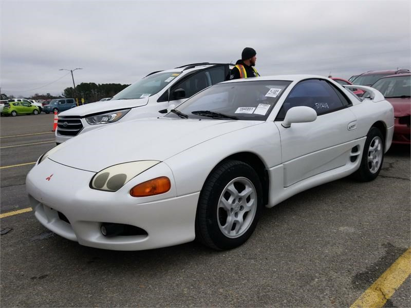 1998 MITSUBISHI 3000 GT for sale by dealer