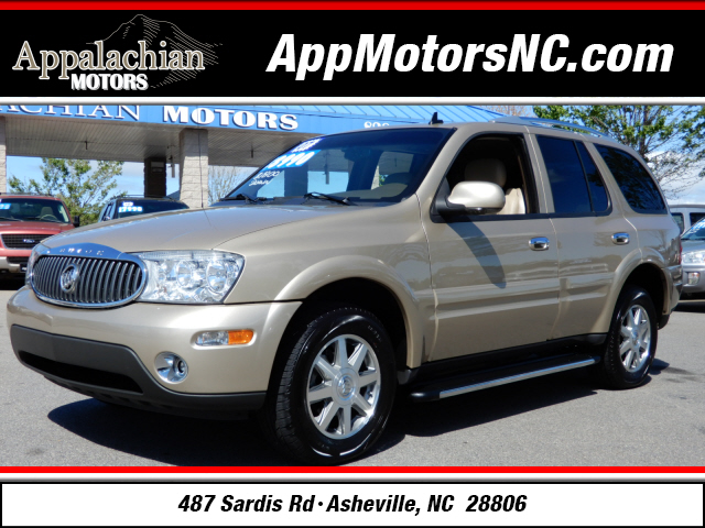 A used 2007 Buick Rainier CXL Asheville NC