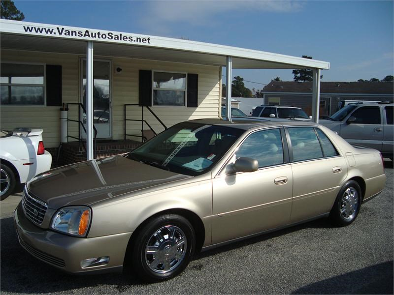 2005 CADILLAC DEVILLE for sale by dealer